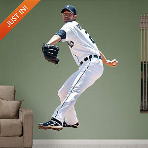 Rick Porcello Fathead Wall Decal